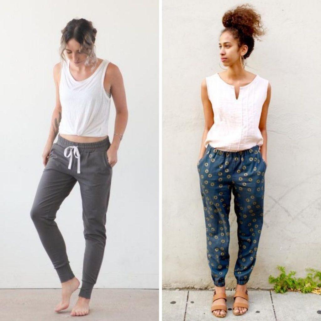 Casual Joggers | Hudson Pants vs. Luna Pants