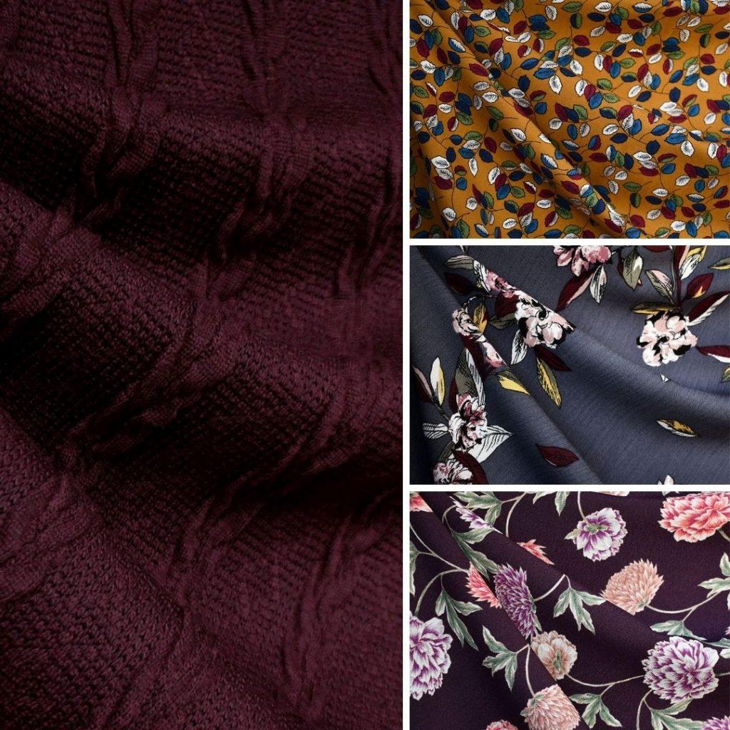 Rayon and Sweater Knit Fabric Combinations | Style Maker Fabrics