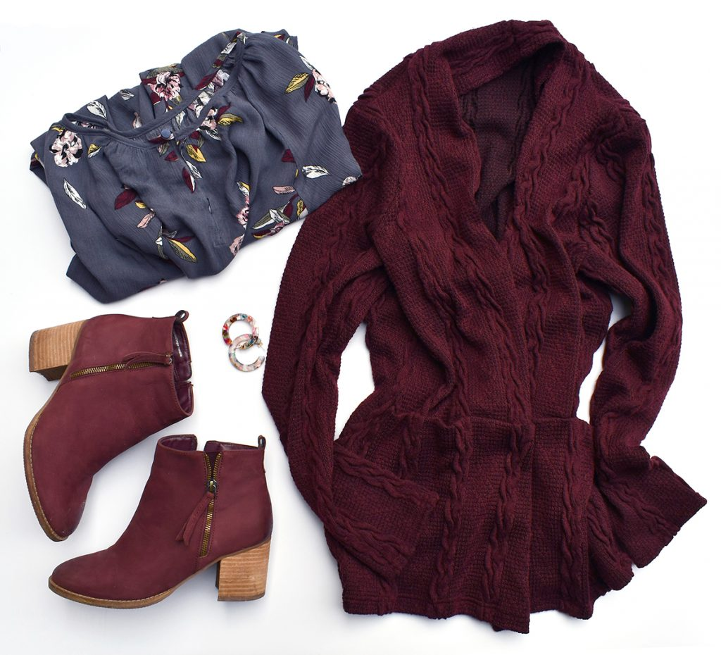 Fall Outfit Elements | Style Maker Fabrics