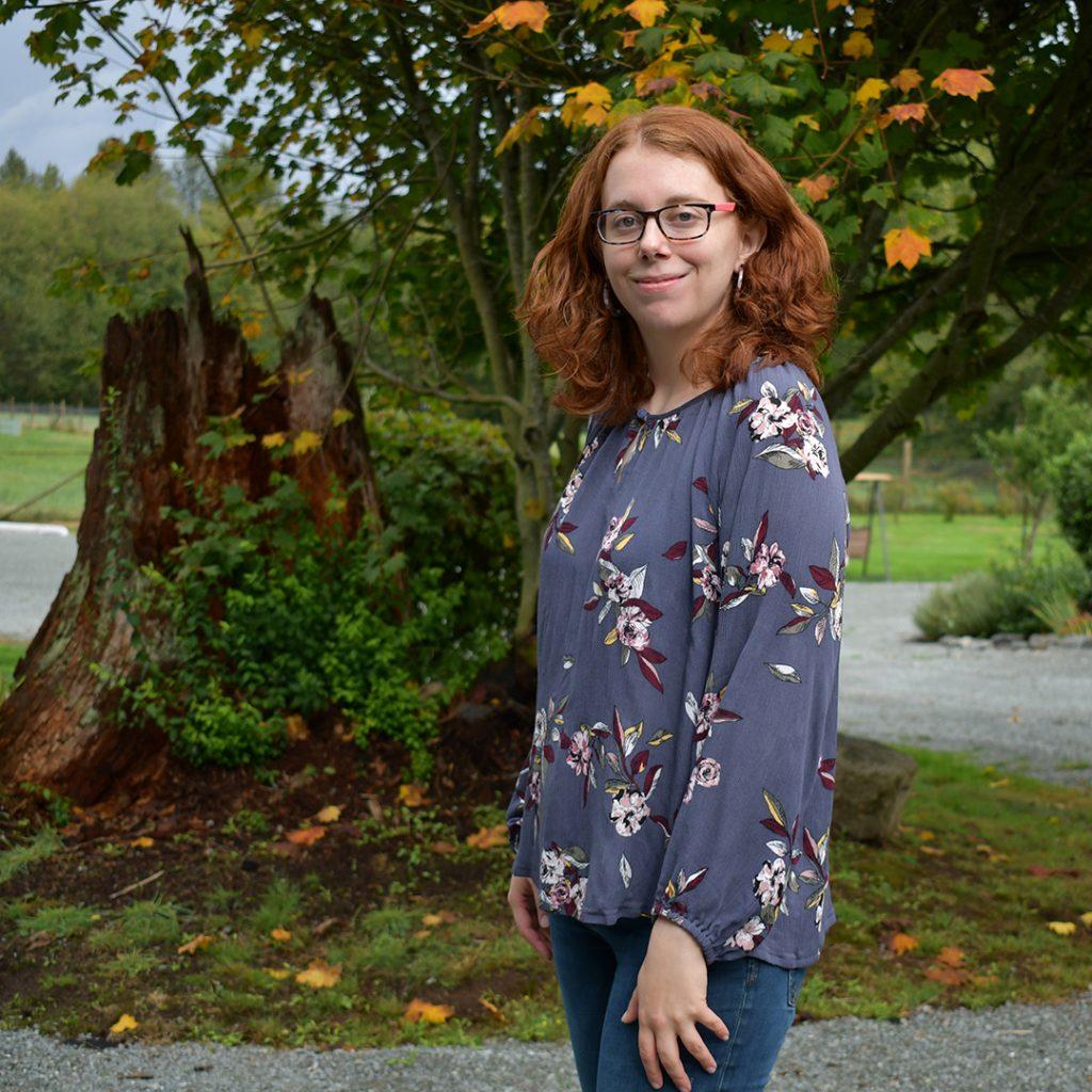 Hacked Roscoe Blouse for Fall | Style Maker Fabrics