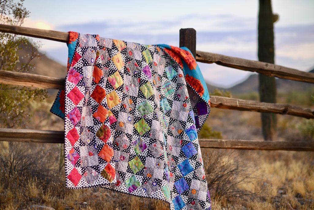 Leanne's First Quilt | Meet the Maker