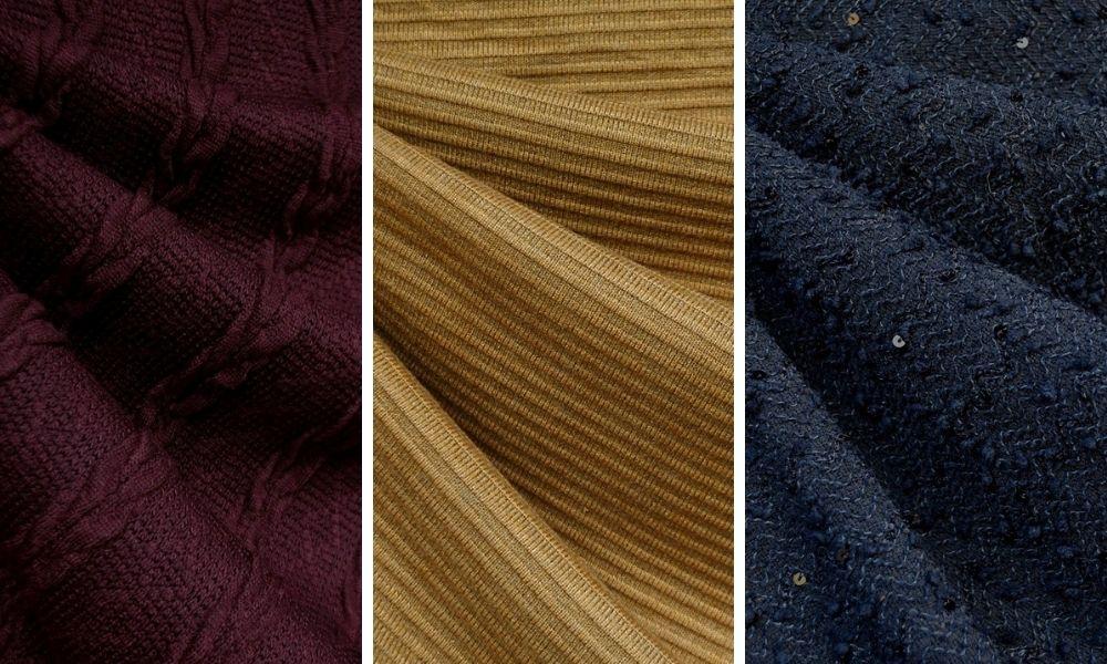 Sweater Knit Fabric Choices | Style Maker Fabrics