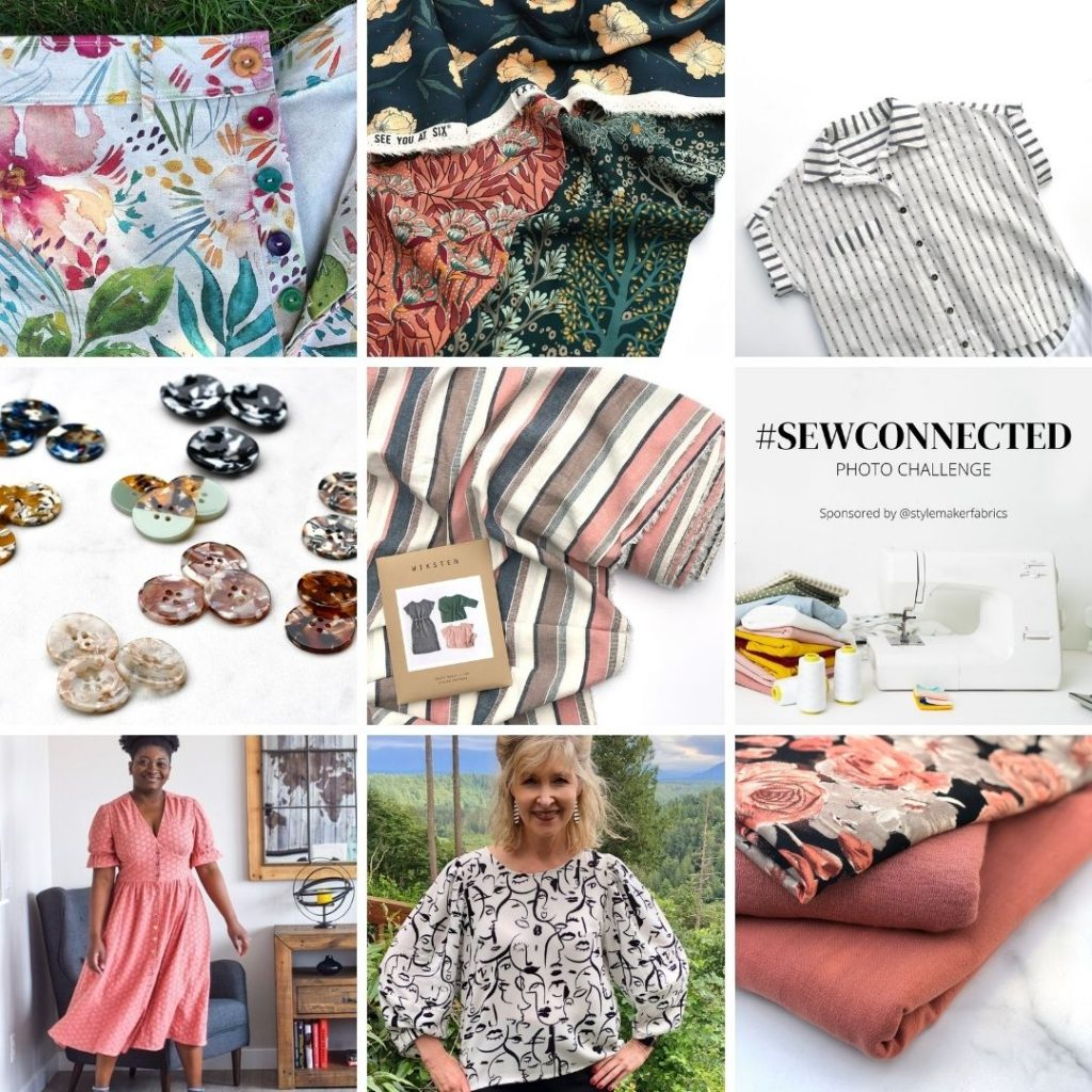 Instagram Top 9 Posts for 2020 | Style Maker Fabrics