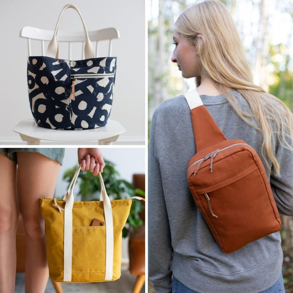 Noodlehead Bag Patterns | Style Maker Fabrics