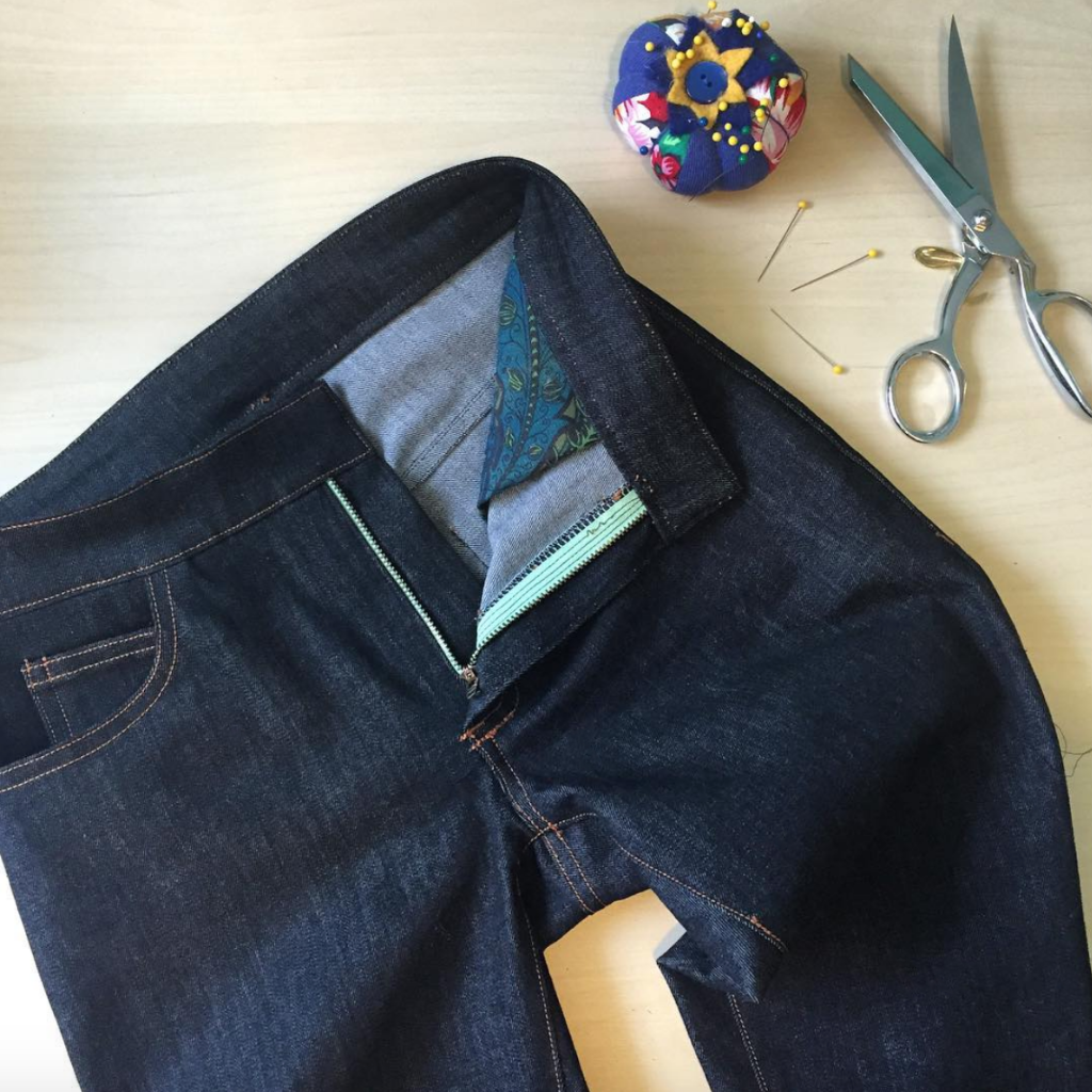 Sew Your Own Jeans Retreat 2021 | Style Maker Fabrics
