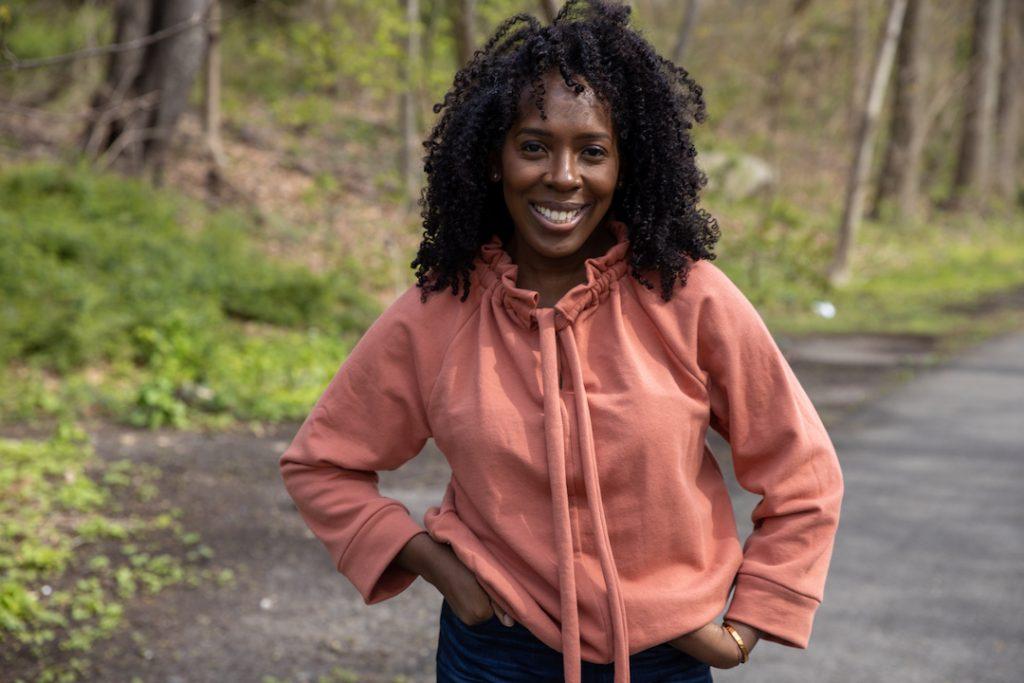 Daphney Boutin's Wilder Sweatshirt Inspiration